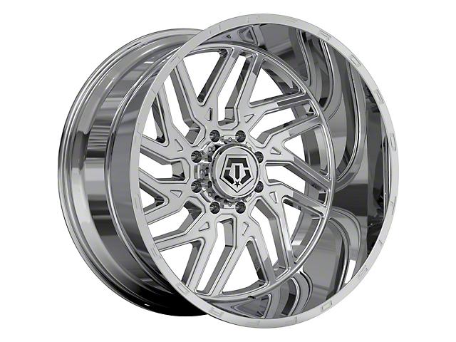 TIS 544C Chrome 6-Lug Wheel; 20x9; 18mm Offset (16-21 Tacoma)