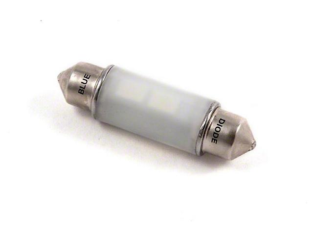 Diode Dynamics Blue LED Dome Light Bulb; 39mm HP6 (06-15 Tacoma)