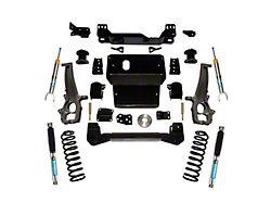 SuperLift 4-Inch Suspension Lift Kit with Bilstein Shocks (09-11 4WD RAM 1500)