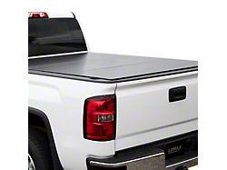 Lomax Hard Tri-Fold Tonneau Cover; Black Diamond Mist (09-18 RAM 1500 w/o RAM Box)