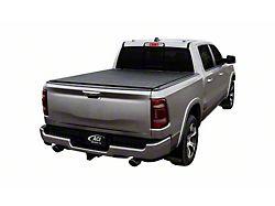 Lomax Stance Hard Tri-Fold Tonneau Cover; Black Diamond Mist (09-18 RAM 1500 w/o RAM Box)