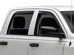 in-Channel Window Deflectors (09-18 RAM 1500 Crew Cab)