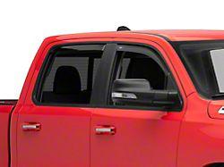 in-Channel Window Deflectors (19-21 RAM 1500 Crew Cab)