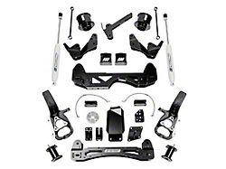 Pro Comp Suspension 6-Inch Stage I Suspension Lift Kit with ES9000 Shocks (19-21 4WD RAM 1500 w/o Air Ride, Excluding TRX)