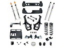 Belltech 6 to 8-Inch Suspension Lift Kit with Trail Performance Struts and Shocks (19-21 4WD RAM 1500, Excluding TRX)
