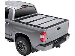 A.R.E. Fusion Tri-Fold Tonneau Cover; Bright White (09-18 RAM 1500 w/ 5.7-Foot Box & w/o RAM Box)