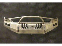 Throttle Down Kustoms Pre-Runner Front Bumper; Bare Metal (19-21 RAM 1500, Excluding Rebel & TRX)