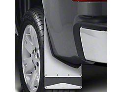 Solid Mud Skins; Polished; Rear (09-18 RAM 1500)