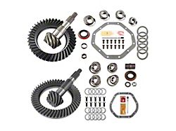 Motive Gear Dana 44 Front and 9.25-Inch Rear Axle Complete Ring and Pinion Gear Kit; 4.56 Gear Ratio (2002 4WD RAM 1500)