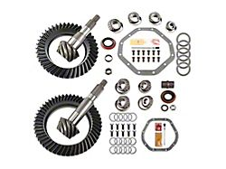 Motive Gear Dana 44X Front and 9.25-Inch Rear Axle Complete Ring and Pinion Gear Kit; 4.56 Gear Ratio (2002 4WD RAM 1500)
