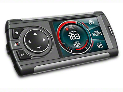 Superchips Dashpaq In-Cabin Controller Tuner (07-13 4.3L Silverado 1500)