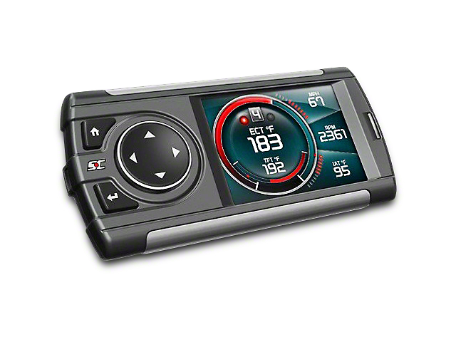 Superchips Dashpaq In-Cabin Controller Tuner (14-17 5.3L Silverado 1500)