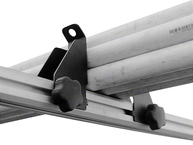 Leitner Designs Bed Rack Load Stops (07-19 Silverado 1500)