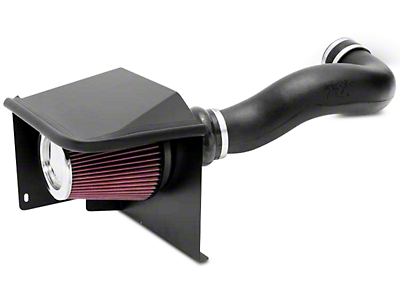 K&N Series 57 FIPK Cold Air Intake (07-08 4.8L Silverado 1500)