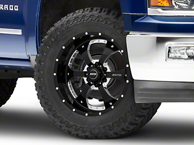 SOTA Off Road NOVAKANE Death Metal 6-Lug Wheel - 20x9 (99-18 Silverado 1500)