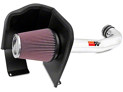 K&N Series 77 High Flow Performance Cold Air Intake (14-18 6.2L Silverado 1500)