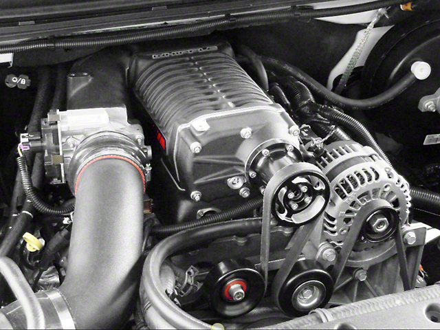 Whipple W140AX 2.3L Intercooled Supercharger - Tuner Kit (09-13 6.2L Silverado 1500)