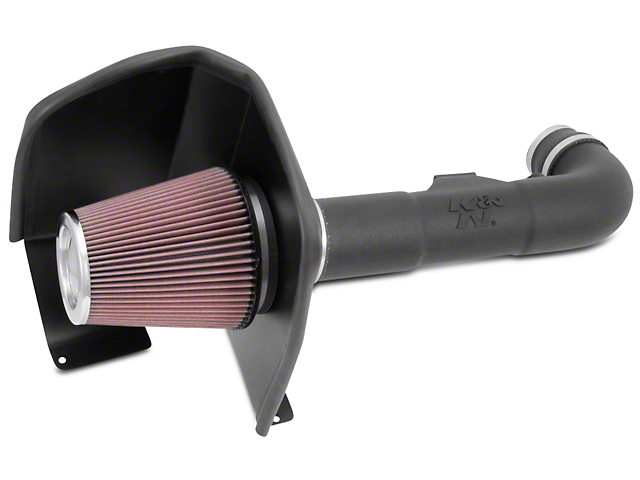 K&N Series 63 AirCharger Cold Air Intake (14-18 6.2L Silverado 1500)