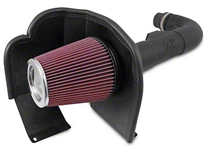 K&N Series 63 Aircharger Cold Air Intake (14-18 4.3L Silverado 1500)