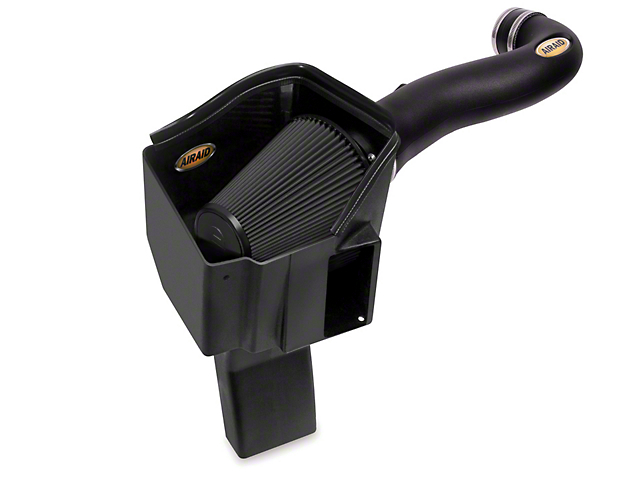 Airaid MXP Series Cold Air Intake w/ Black SynthaMax Dry Filter (14-18 5.3L Silverado 1500)