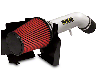 AEM Brute Force Cold Air Intake - Polished (03-06 6.0L Silverado 1500 SS)