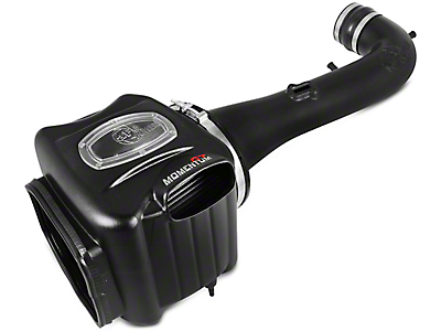 AFE Momentum GT Pro Dry S Cold Air Intake - Black (14-18 6.2L Silverado 1500)