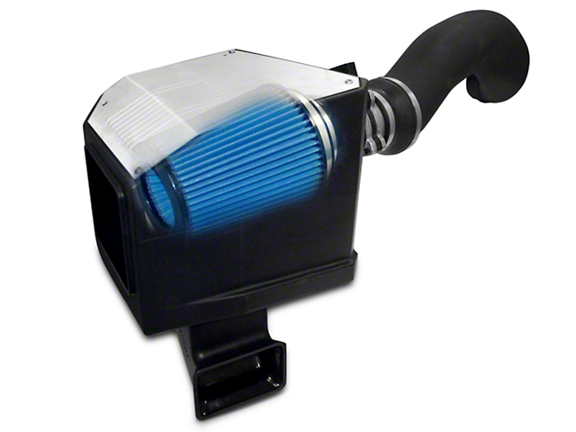 AFE Magnum Force Stage 2 Si Pro 5R Cold Air Intake - Black (03-06 6.0L Silverado 1500 SS)