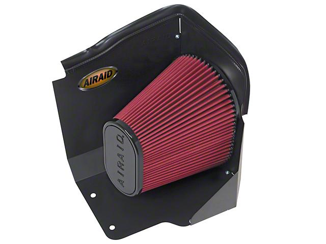 Airaid QuickFit Air Dam w/ SynthaFlow Oiled Filter (2009 6.0L Hybrid Silverado 1500)