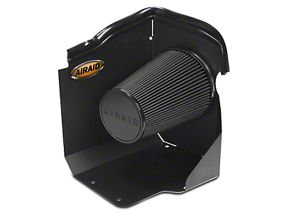 Airaid QuickFit Air Dam w/ Black SynthaMax Dry Filter (07-08 5.3L Silverado 1500)