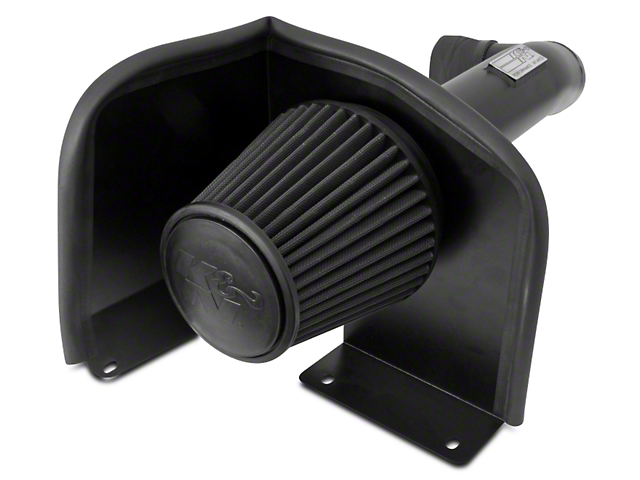 K&N Blackhawk Cold Air Intake (07-08 6.0L Silverado 1500)