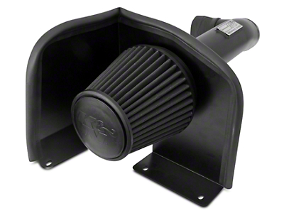 K&N Blackhawk Cold Air Intake (09-13 5.3L Silverado 1500)