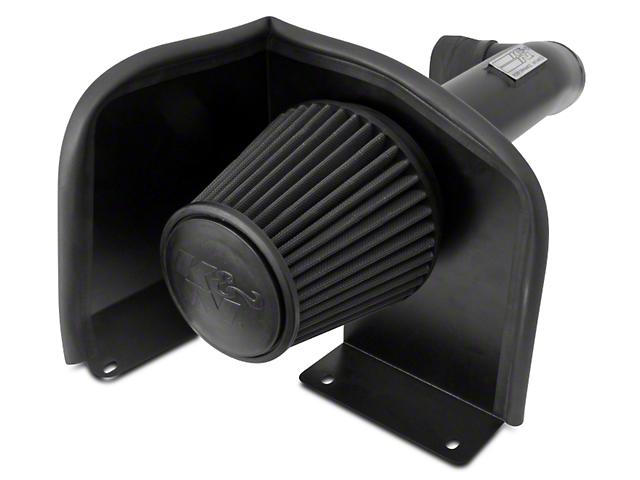 K&N Blackhawk Cold Air Intake (09-13 6.2L Silverado 1500)