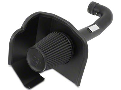 K&N Blackhawk Cold Air Intake (14-18 5.3L Silverado 1500)