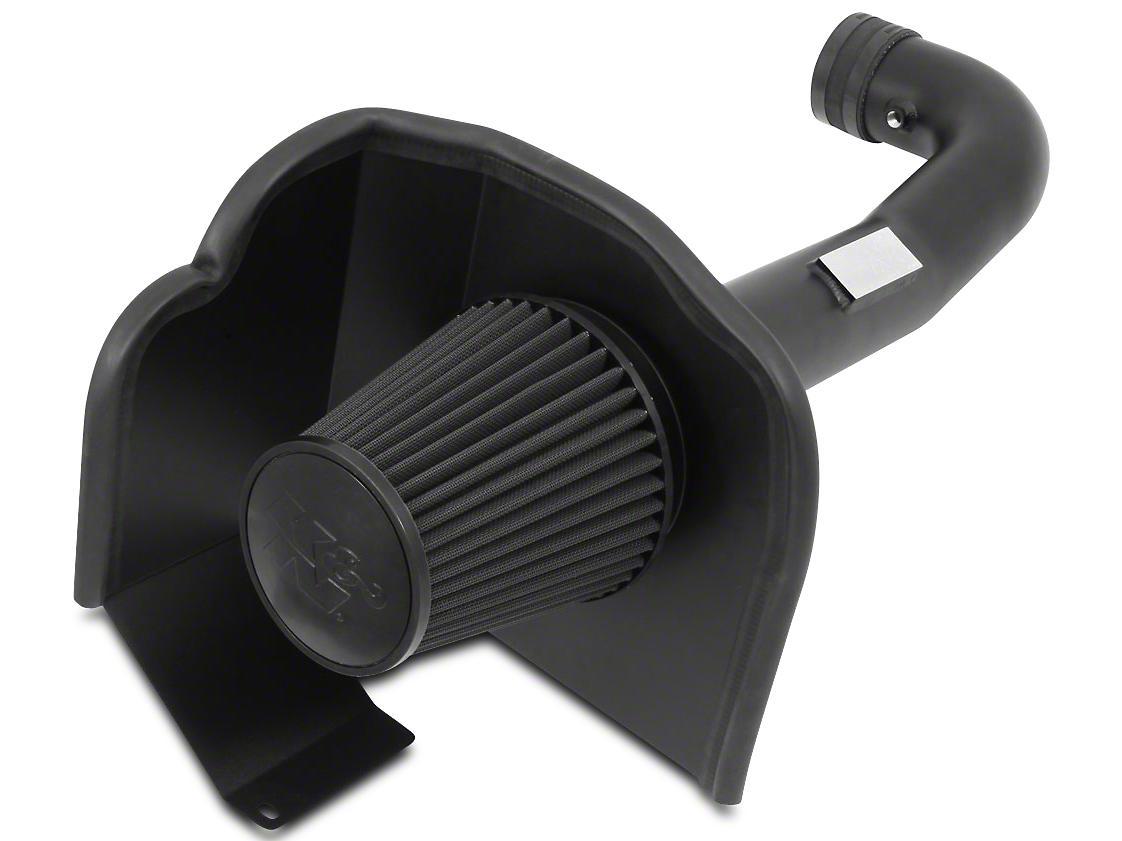 K&N Blackhawk Cold Air Intake (14-18 5.3L Silverado 1500)