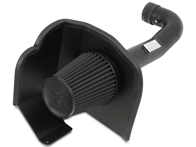 K&N Blackhawk Cold Air Intake (14-18 6.2L Silverado 1500)
