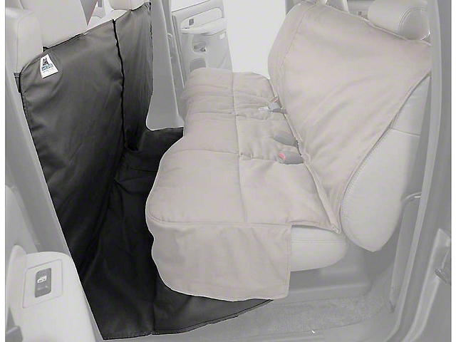 Covercraft Canine Covers CoverAll Seat Protector - Tan (04-06 Silverado 1500 Crew Cab)