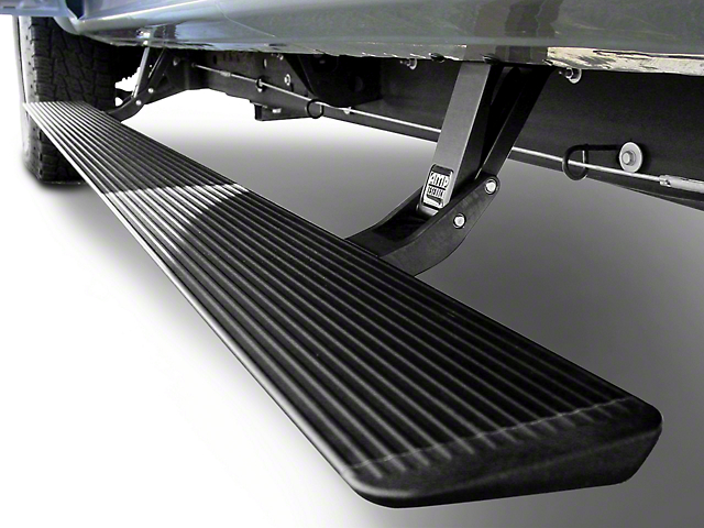 Amp Research PowerStep Running Boards (99-06 Silverado 1500 Extended Cab, Crew Cab)
