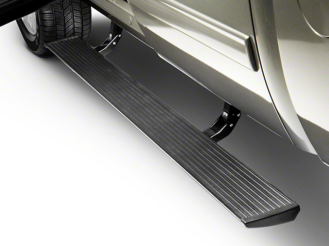 Amp Research PowerStep Running Boards (07-13 Silverado 1500 Extended Cab, Crew Cab)