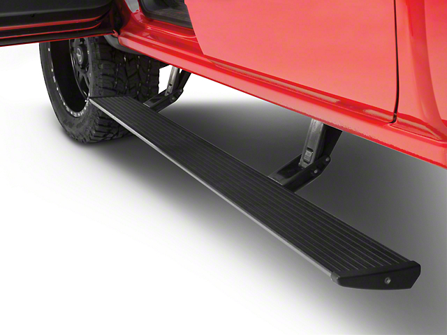 Amp Research PowerStep Running Boards (14-18 Silverado 1500 Double Cab, Crew Cab)
