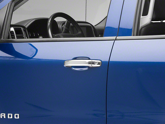 Chrome Door Handle Covers (14-18 Silverado 1500)