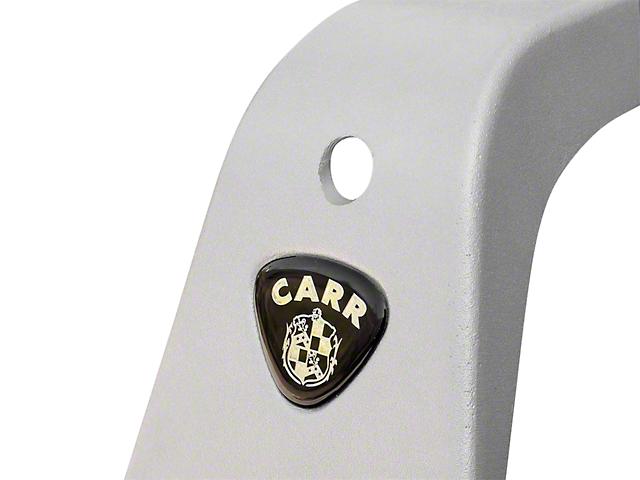 Carr Deluxe Light Bar; Titanium Silver (99-21 Silverado 1500)