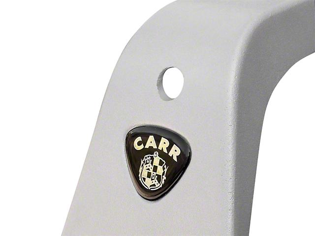 Carr Deluxe Rota Light Bar - Titanium Silver (99-20 Silverado 1500)