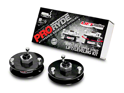 ProRYDE 2 in. to 3 in. Adjustable Front Leveling Kit (07-13 2WD/4WD Silverado 1500)