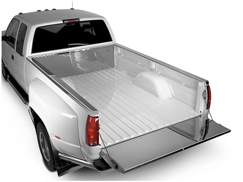 Putco Stainless Steel Tailgate Protector (07-13 Silverado 1500)