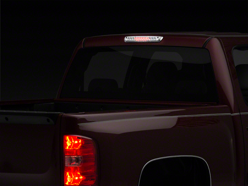 Clear LED Third Brake Light (07-13 Silverado 1500)