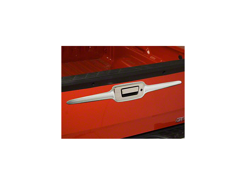 Putco Chrome Tailgate Trim Accent (07-13 Silverado 1500)