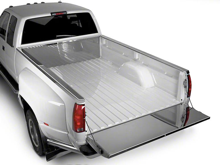 Putco Front Bed Protector Cap - Polished (07-13 Silverado 1500)