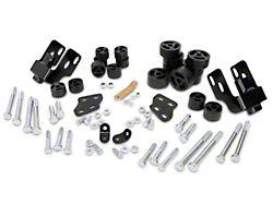 Rough Country 1.25-Inch Body Lift Kit (07-13 2WD/4WD Silverado 1500)
