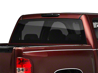 Recon Smoked LED Third Brake Light (07-13 Silverado 1500)