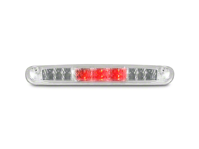 Recon Clear LED Third Brake Light (07-13 Silverado 1500)